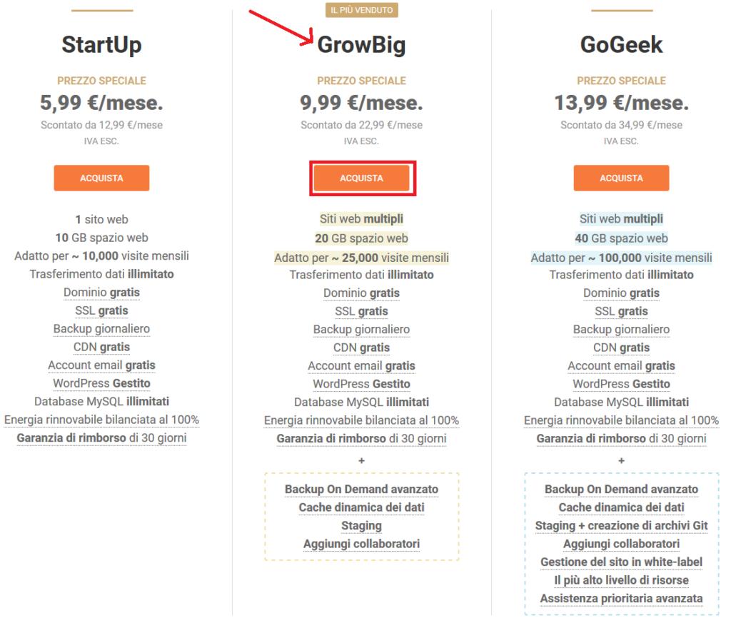 come creare un blog hosting